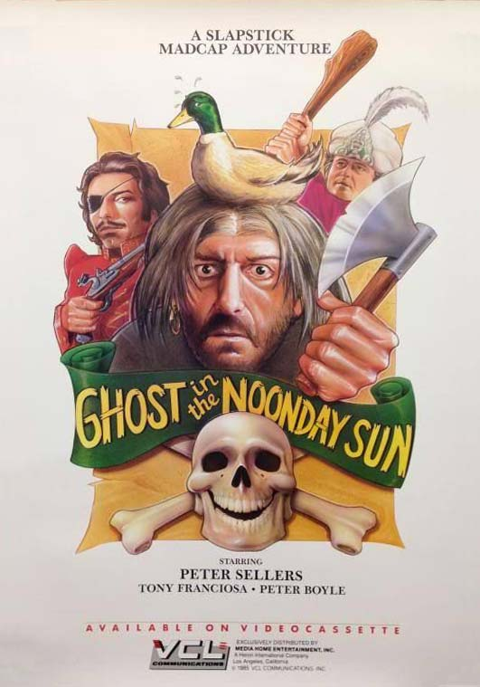 Ghost in the Noonday Sun - 1973