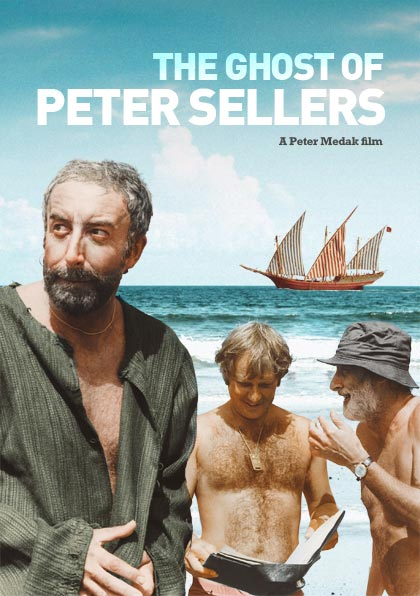 The Ghost of Peter Sellers - 2016