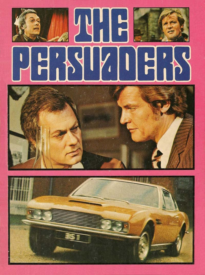 The Persuaders - 1971