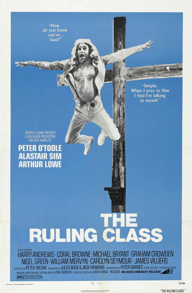 The Ruling Class - 1972